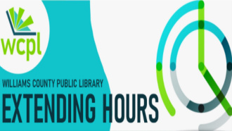 Williams County Public Library Extending Hours